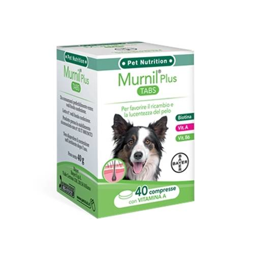 Bayer Murnil Tabs 40 compresse