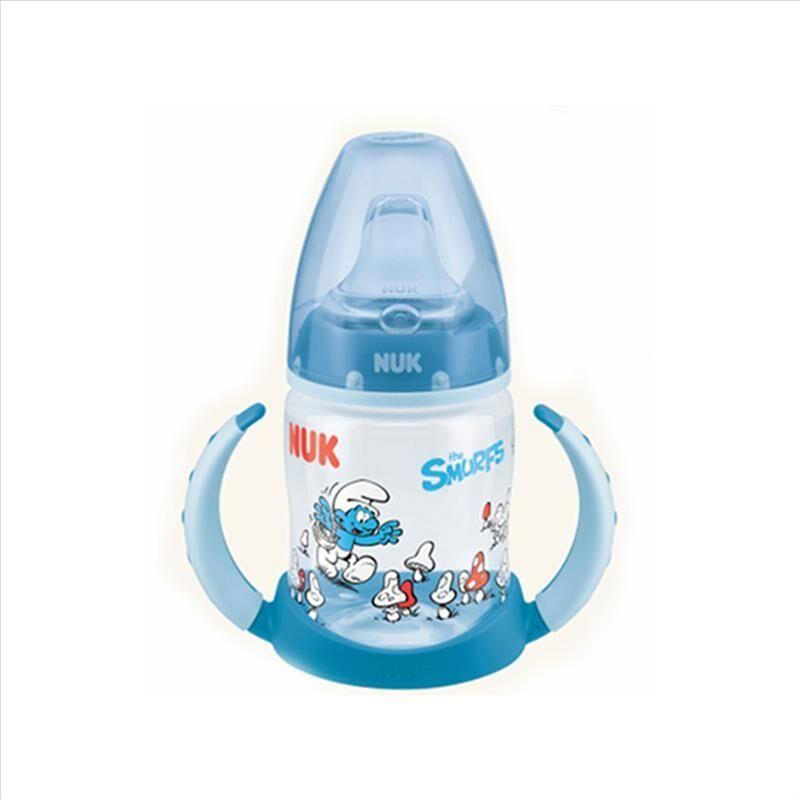 Nuk Bevimpara First Choice Puffi Con Beccuccio In Silicone 6-18 Mesi 150 ml