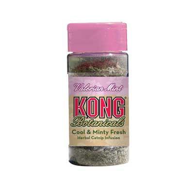 kong botanicals catnip valerian/peppermint 10g 1pz