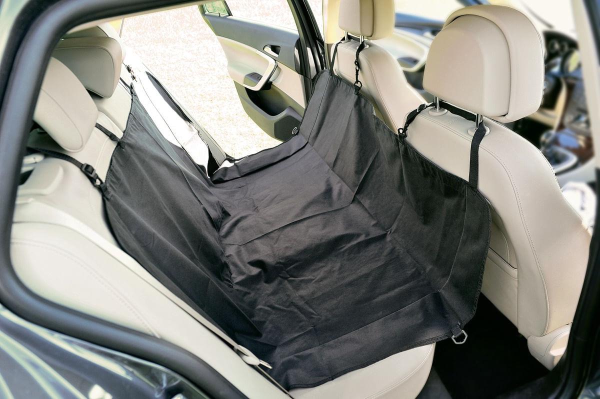 zolux cane plaid per protezione vettura regolabile 1pz