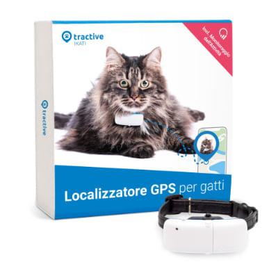 tractive gps per gatto 1pz