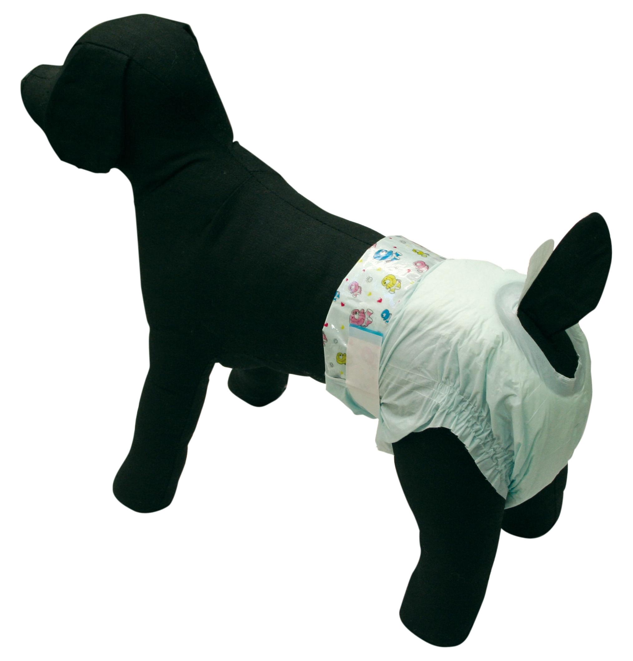 CROCI Pannolini Igienici Dog Nappy XXL