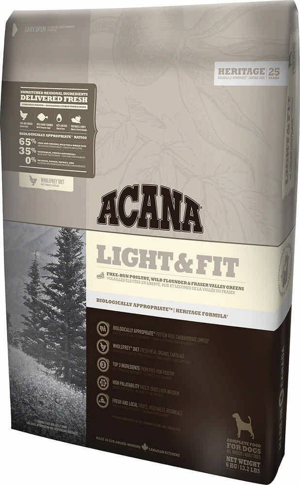 ACANA Dog Light Fit 11.4KG