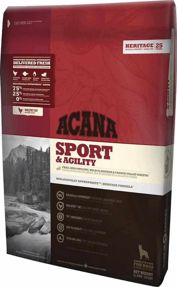 ACANA Dog Sport Agility 11.4KG