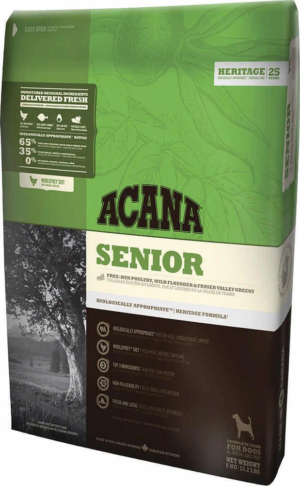 ACANA Dog Senior 11.4KG