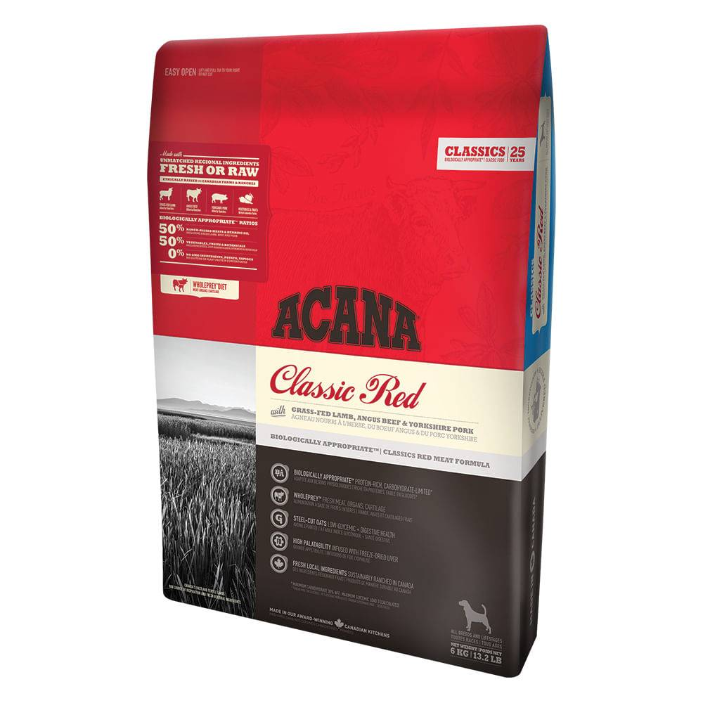 ACANA Dog Classic Red 2KG