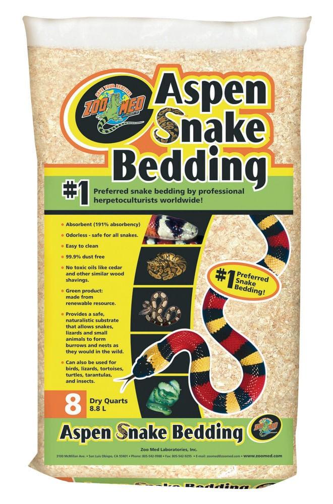 CROCI Lettiera Serpenti Aspen Bedding 26.4L
