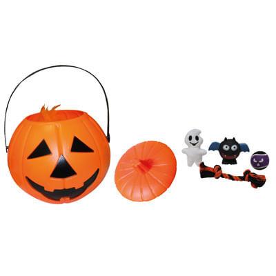 CROCI Zucca Halloween giochini per Cane CM.17