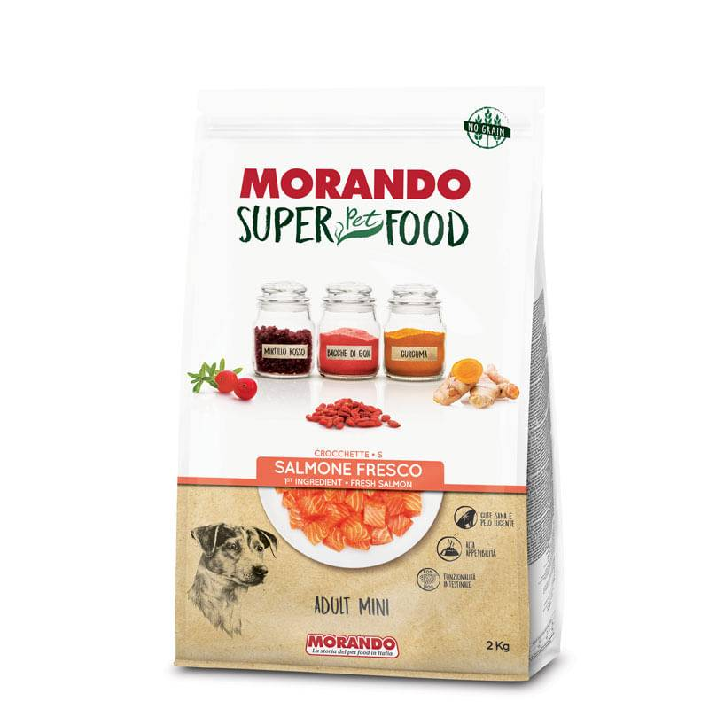 MORANDO Adult Mini Salmone 2KG
