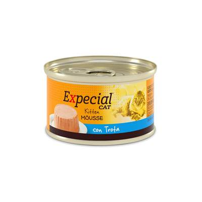 EXPECIAL Mousse Trota 85G