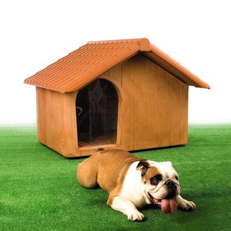 ELBI Cuccia Per Cani Woody MEDIUM