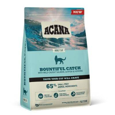 ACANA Bountiful Catch Gatto Adulto 1.8KG