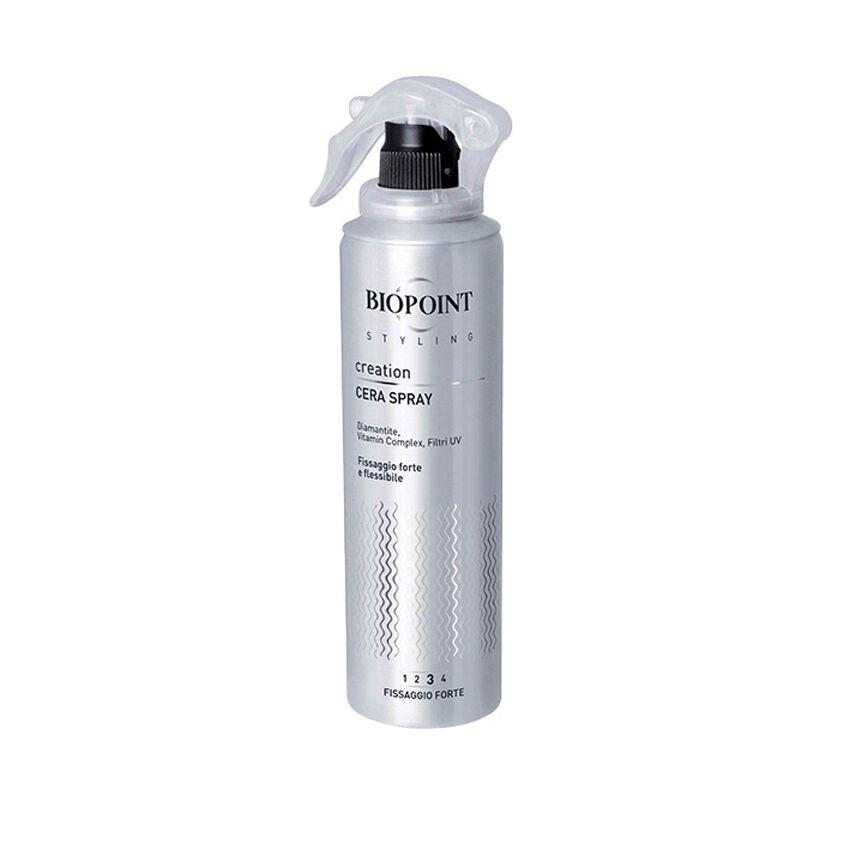 Biopoint Personal Biopoint Styling Creation Cera Spray Fissaggio Forte e Flessibile 150 ml