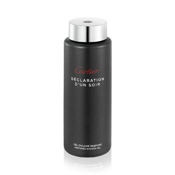 Cartier Declaration d'un Soir shower gel bagno doccia 200 ml