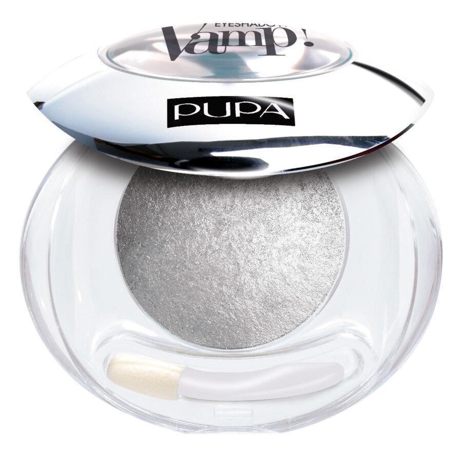 Pupa Vamp Wet & Dry Eyeshadow n. 404 luxurious silver