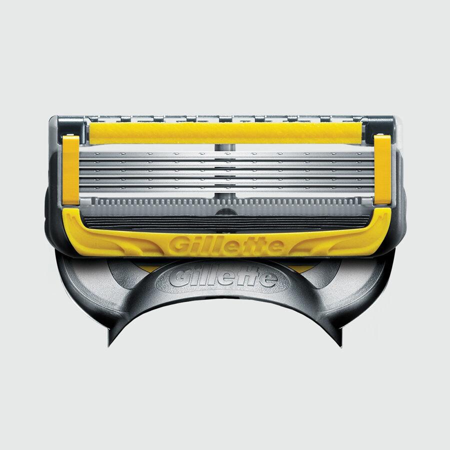Gillette Fusion Proshield Lame di Ricambio 3 pz.