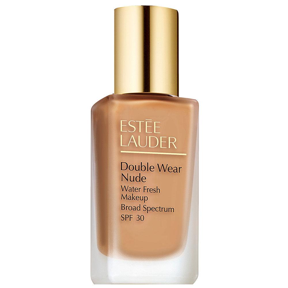 Estee Lauder Double Wear Nude Water Fresh Makeup SPF 30 n. 4n2 spiced sand