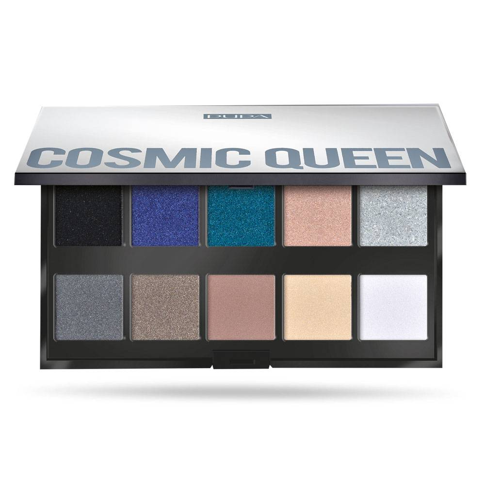 Pupa Make Up Stories Palette n. 004 cosmic queen