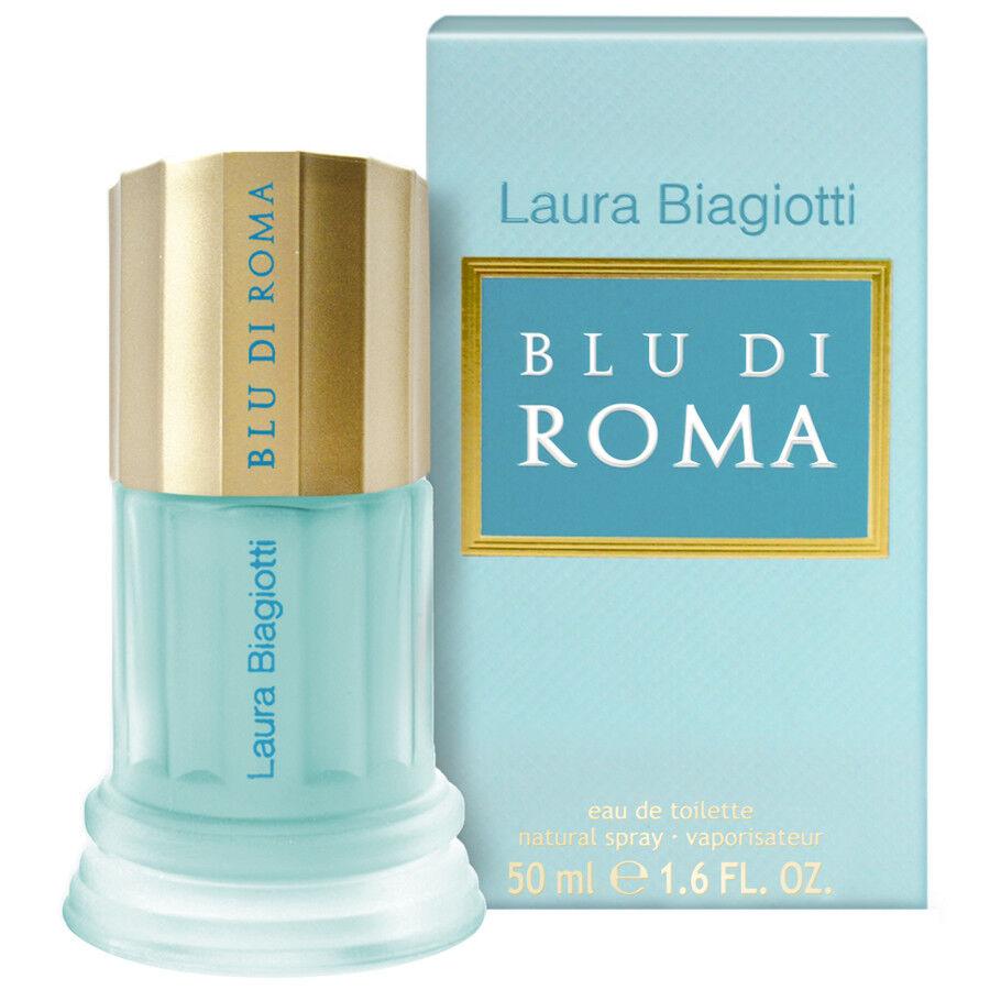 Laura Biagiotti Blu di Roma eau de toilette 50 ml spray