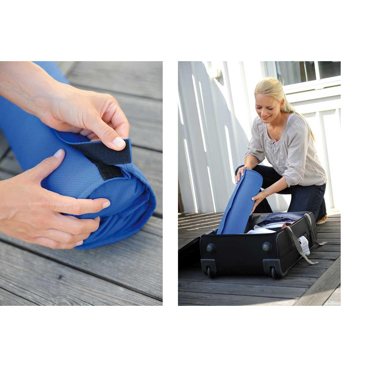 sissel sacca porta cuscino cervicale per viaggio sissel® travel