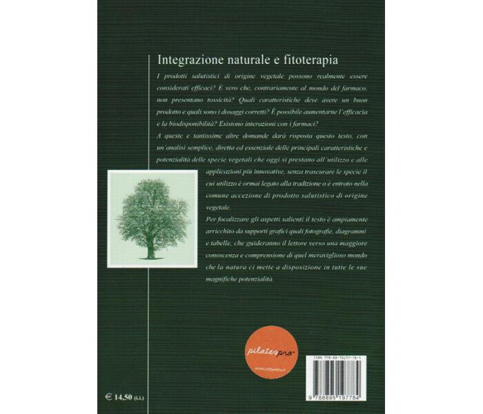 Elika Libro Integrazione Naturale e Fitoterapia