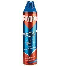 sc johnson italy srl insetticida baygon mosce&zanzare plus 400 ml