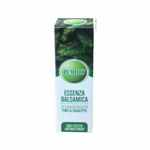 coswell spa pumilio essenza balsamica con antibatterico 10 ml