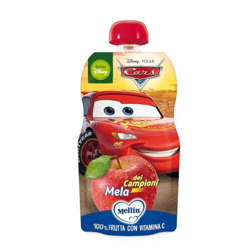 Mellin Spa Pouch disney cars mela 110 g