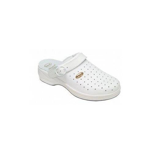Scholl New bonus punched bycast unisex removable insole bianco 40
