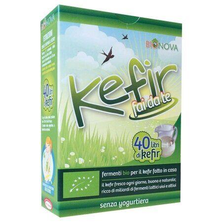 Biotobio Srl Biostarter per kefir 4 x 5 g