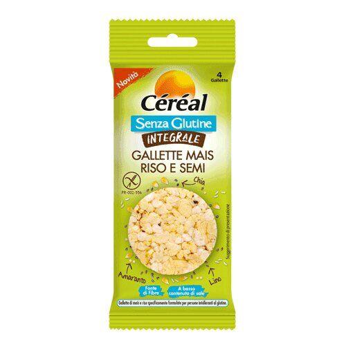 Cereal gallette con semi di mais 11 g