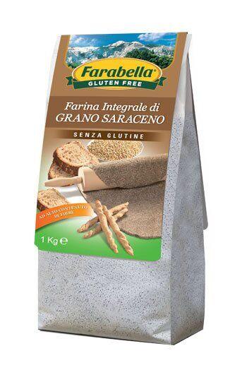 Farabella farina grano saraceno 1 kg