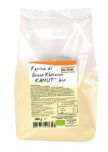 Biotobio Srl Farina kamut bianca tipo 0 bio 500 g