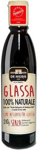 Acetificio Marcello De Nigris Glassa 100% naturale con aceto balsamico di modena igp