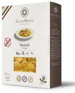 Taste Italy Srl Gustamente ravioli ai formaggi 250 g
