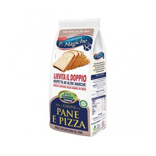 Ipafood Srl Ipafood mix per pane e pizza senza glutine 500 g