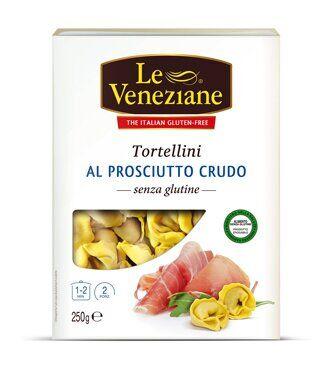 Le Veneziane tortellini prosciutto crudo 250 g