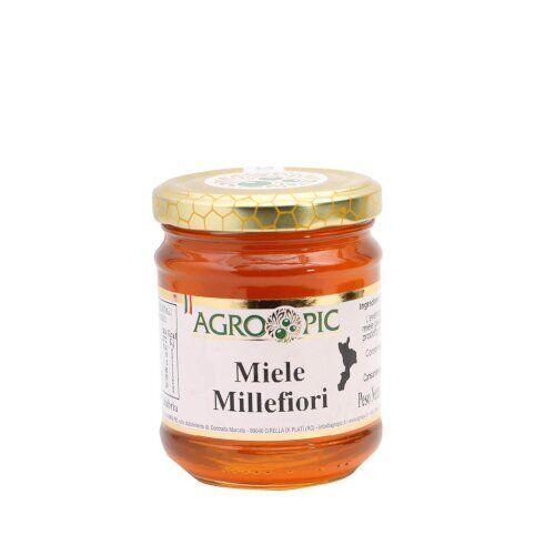 Ambrosoli Miele millefiori 250 g