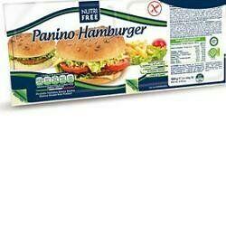 Nt Food Nutrifree panino hamburger 180 g