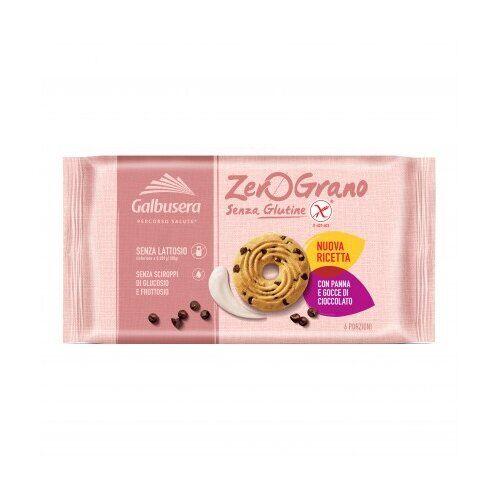 Zerograno biscotto panna e cioccolato 220 g