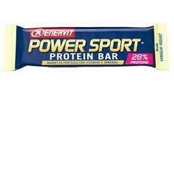 enervit power sport barretta proteica gusto vaniglia 40 g