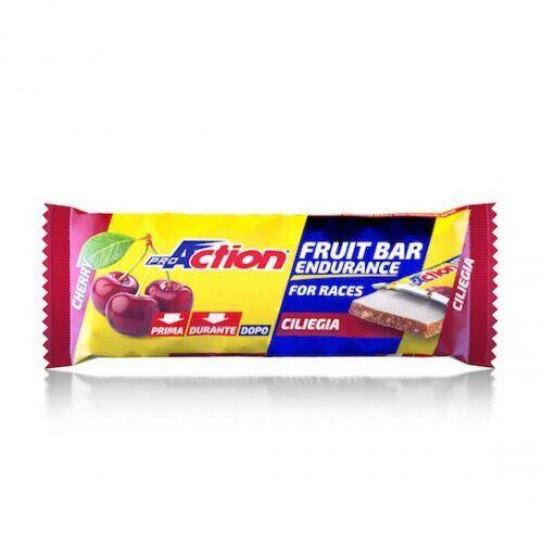proaction fruit bar barretta energetica alla ciliegia 40 g