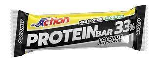 proaction barretta proteica 33% gusto cocco 50 g