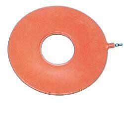 sanitaria alpe srl ciambella antidecubito in gomma misura 121 da 45cm