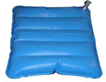 farmacare srl cuscino antidecubito ad aria/acqua dimensioni 41x41cm, applicabile su sedie da c