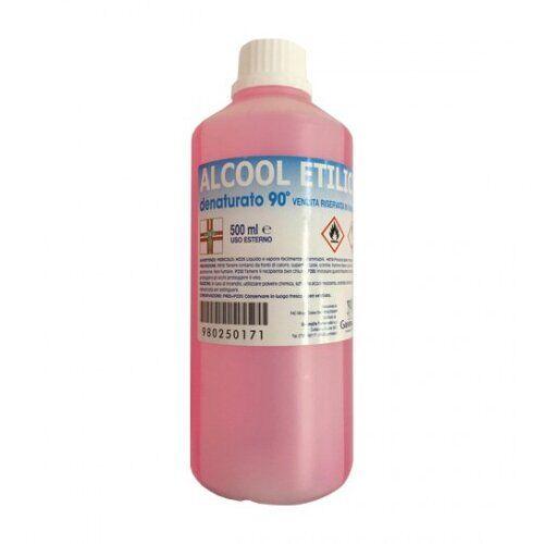 Gammadis Alcool etilico denaturato 500 ml