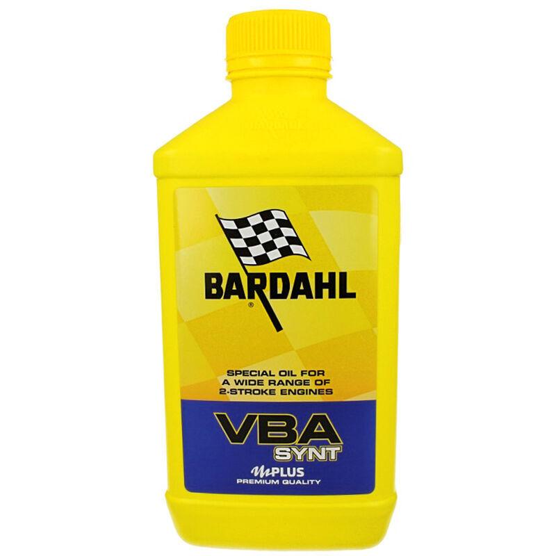 BARDAHL LEDLUX 202041 Moto VBA SYNT Lubrificanti Olio Motore Moto 2 Tempi 1 LT - Bardahl