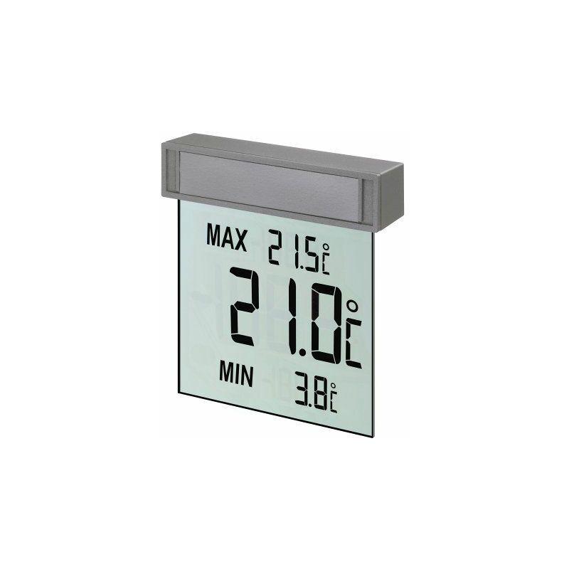 TFA DOSTMANN GMBH + CO KG Tfa-dostmann - TFA 30.1025 - Termometro a finestra digitale