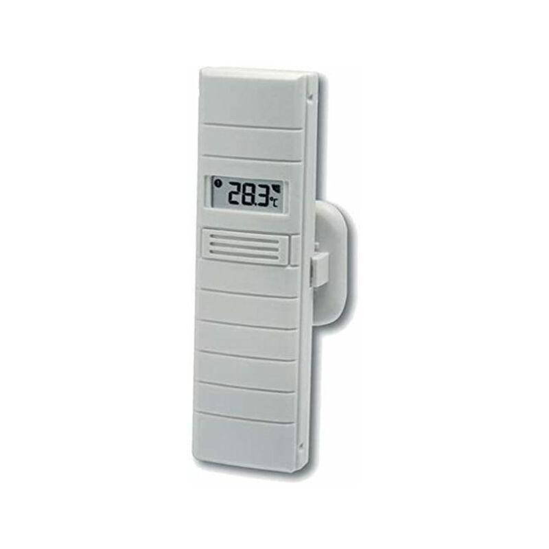 TFA-DOSTMANN - TFA 30.3155.WD, 38 x 18 x 127 mm - Termometro digitale