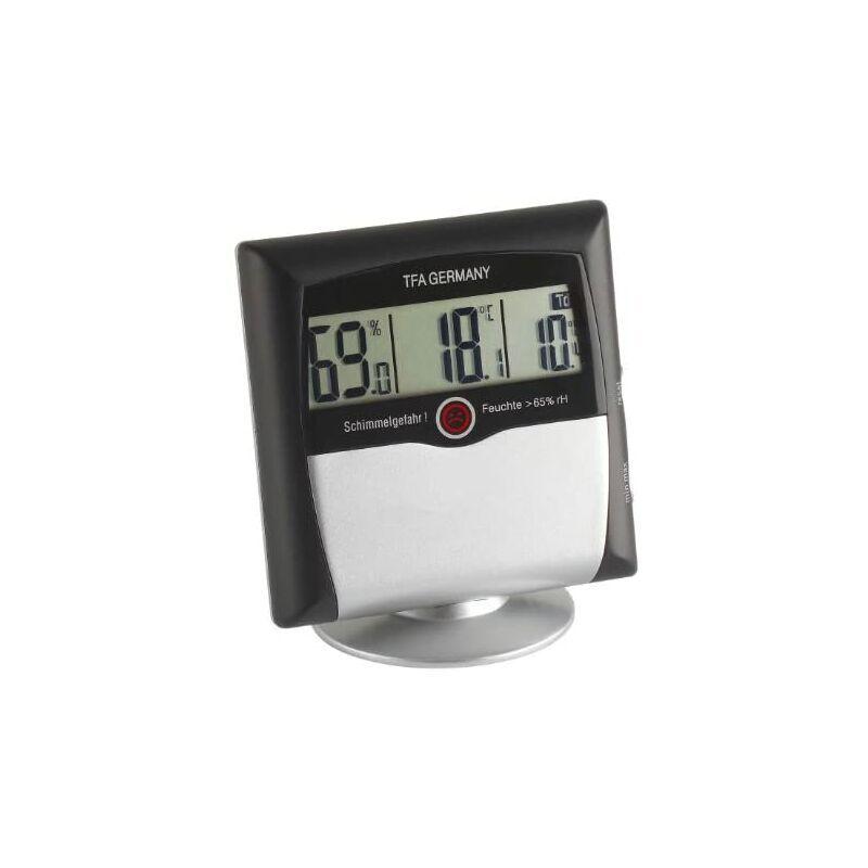TFA-DOSTMANN - TFA 305011 Comfort Control - Termometro digitale / idrografo